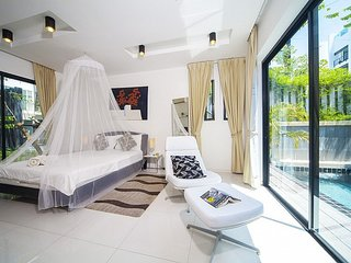 Modern 3 bed villa near Kamala Beach - Kamala vacation rentals
