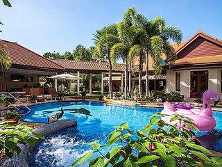 Tranquil 4 bed pool villa Banglamung - Pong vacation rentals
