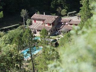 Studio 2 personnes dans un mas avec piscine - Banne vacation rentals