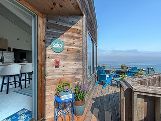 3731 Baylights by the Sea ~ Perched High Above the Ocean ~ Spectacular Views! - Monterey vacation rentals