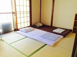 BUDGET ROOM IN SASAZUKA, WEST SHIBUYA - Shibuya vacation rentals