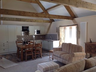 Hayloft, Luxury first floor apartment close to Seaham and the East Durham Coast - Easington vacation rentals