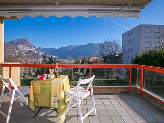 Bright Lugano Studio rental with Internet Access - Lugano vacation rentals
