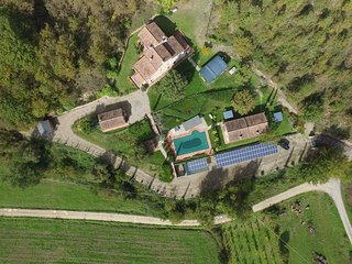 8 bedroom Villa with Internet Access in Castel Focognano - Castel Focognano vacation rentals