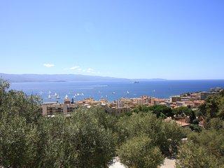 Appartement AJACCIO vue mer - Ajaccio vacation rentals