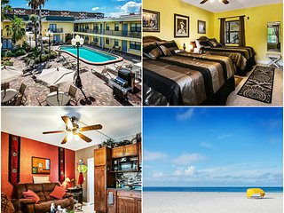 Family Condo: 6 people, Redington Beach, FL, Condo - Redington Beach vacation rentals