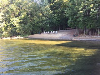 Squam Lake House with Beach and Hot Tub - Holderness vacation rentals