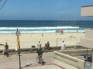 Best Mission Beach Location, AwesomeViews/Ambience - Pacific Beach vacation rentals