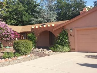 Newly Renovated Home located in the beautiful Chapel are a of Sedona! STARLITE - Village of Oak Creek vacation rentals