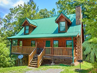 Nice Cabin with Deck and Television - Sevierville vacation rentals