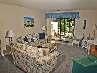 Forest Beach - 2 Bedroom Condo at Courtside 67 - No Steps -- All 1 level - Hilton Head vacation rentals