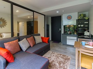 Perfect Condo with Internet Access and A/C - Patong vacation rentals