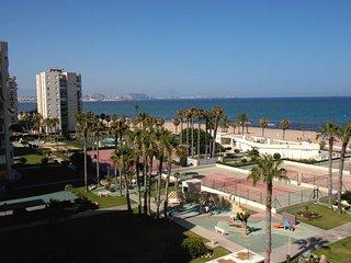 Relaxing cozy apartment next to the beach Alicante - Alicante vacation rentals