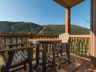 Tenderfoot Lodge 2673 - Walk to slopes, outdoor hot tubs with views - Keystone vacation rentals