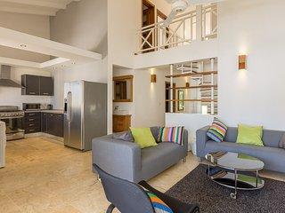 center city beach side duplex - Las Terrenas vacation rentals