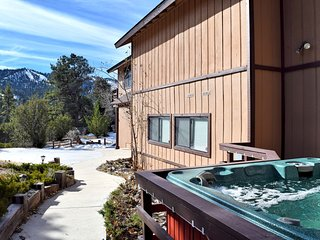 Gorgeous 5 bedroom Cabin in Big Bear Lake with Internet Access - Big Bear Lake vacation rentals