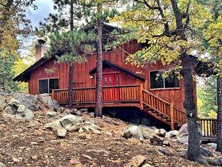 Perfect 3 bedroom Big Bear Lake Cabin with Deck - Big Bear Lake vacation rentals