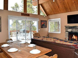 Cozy Cabin with Internet Access and Water Views - Big Bear Lake vacation rentals