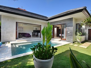 LUXURIOUS VILLA ATHENA 1BR.|PRIVATE POOL|SANUR - Sanur vacation rentals