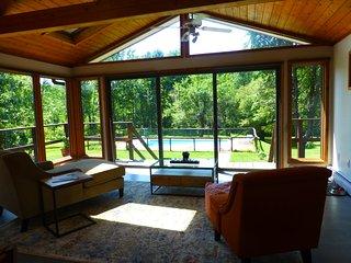 Sun-Filled House & Yard Near Rhinebeck - Clinton Corners vacation rentals