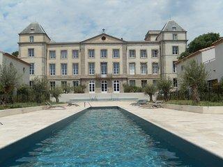 """Villa """"les Lauriers"""" au Château de la Redorte - La Redorte vacation rentals"""