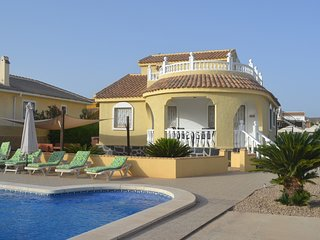 Villa Marie, Large Private Pool, Close to Golf - Mazarron vacation rentals