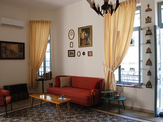 Authentic beauty in the heart of town! - Jerusalem vacation rentals