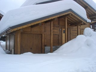 Chalet Renaissance - Large Chalet - 3 bedrooms - Les Gets vacation rentals