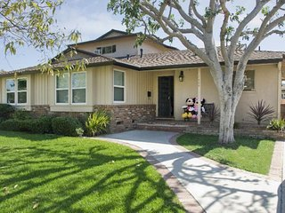 Fun home w/private pool & hot tub - half-mile from Disneyland w/Disney interior! - Anaheim vacation rentals