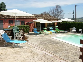 4 bedroom Villa with Central Heating in Castellalto - Castellalto vacation rentals