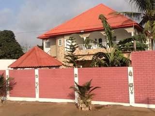 3 bedroom House with A/C in Lome - Lome vacation rentals