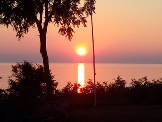 Lake Front Property W/Private Beach Access - Bayfield vacation rentals