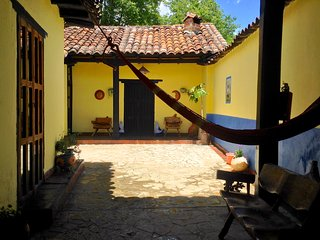 Casa Chula Colonial Apartment with Fireplace - San Cristobal de las Casas vacation rentals