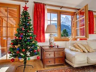 Chalet Ulysse Zermatt Top location/Great appartment 170m2 for 8 guests - Zermatt vacation rentals