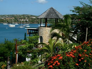 Sugar Mill Tower - 2 Bedroom - Romantic Seaside Escape - Conveniently Located - Lance Aux Epines vacation rentals