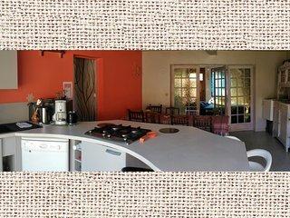 """Gîte 6 pers/meublé de tourisme- F3 """" AUX 10 PONTS"""" - Epagne-Epagnette vacation rentals"""
