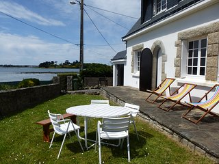 LOCATION BELLE VILLA BRETONNE VUE SUR MER 6 person - Belz vacation rentals
