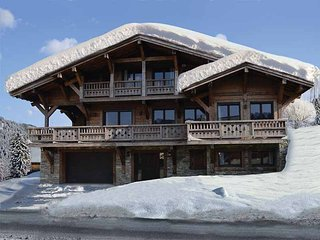 De l'Atray - Exceptional Quality 4 Bedroom Chalet - Les Gets vacation rentals