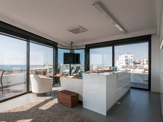 Amazing Penthouse front of beach - Jaffa vacation rentals