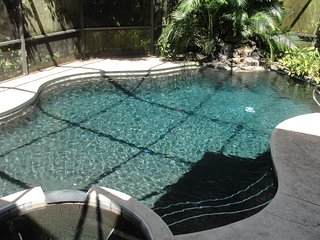 4/3 Tropical Hideway island pool home, sleeps 8 - Melbourne Beach vacation rentals
