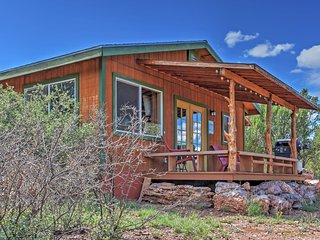 Studio Cabin on Cattle Ranch - Near Grand Canyon! - Seligman vacation rentals