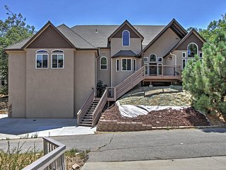 4BR + Loft Lake Arrowhead Home w/Great Views! - Lake Arrowhead vacation rentals