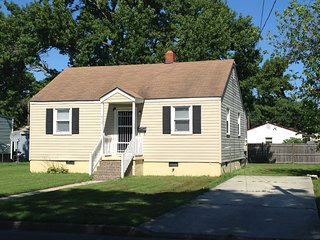 2 Bedroom Affordable, Comfortable, Getaway House - Hampton vacation rentals
