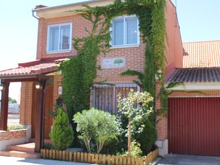Nice House with Television and Microwave - Olmedo vacation rentals