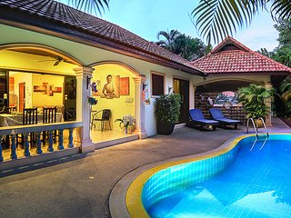 Beautiful Private Pool Villa, 2 mins from Beach! - Rawai vacation rentals