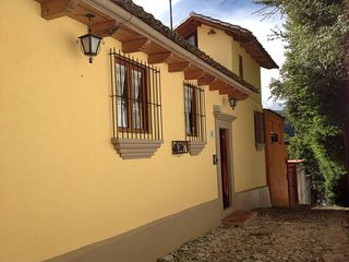 Beautiful House with Deck and Internet Access - San Cristobal de las Casas vacation rentals