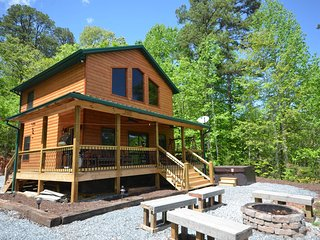 Perfect 2 bedroom Bryson City House with DVD Player - Bryson City vacation rentals