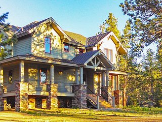 Lakefront 3BR House in Fox Acres Mtn Resort w/View - Red Feather Lakes vacation rentals
