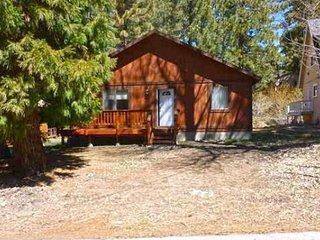 Eagle Lake Cabin- Single story, forest views, log furniture! - Green Valley Lake vacation rentals