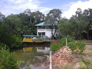ruhig gelegene Unterkunft mitten im kuehlen Wald - Koh Jum vacation rentals